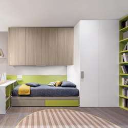 Z563 Monopoli | Kids storage furniture | Zalf