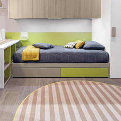 Z563 Sandwich Plain | Kids beds | Zalf