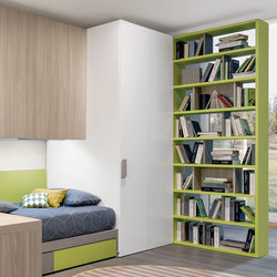 Z563 Link System | Kids storage furniture | Zalf