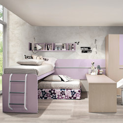 Z317 Flexy Box/ Unoeotto | Kids beds | Zalf