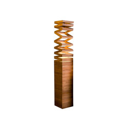 Teak Uptown Floor Lamp | General lighting | Cliff Young