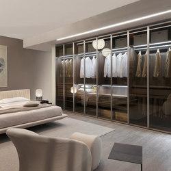 Z533 Combi System | Walk-in wardrobes | Zalf