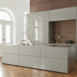 b3 monoblock in stainless steel | Fitted kitchens | bulthaup