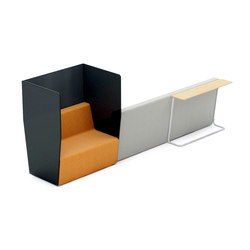 Mendi | Modular seating systems | Sokoa