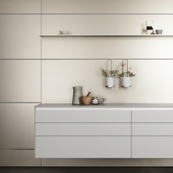 bulthaup b3 Multi-function wall | Kitchen organization | bulthaup