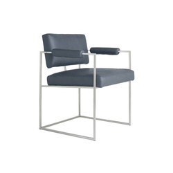 Design Classic Dining Chair | Visitors chairs / Side chairs | Cliff Young