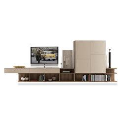 Z508 Link System | Wall storage systems | Zalf