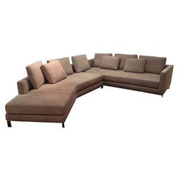 Isabella Sectional | Sofas | Cliff Young