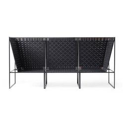 #80 Black | Sofás de jardín | aggestrup