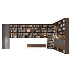 Z592 | Library shelving | Zalf
