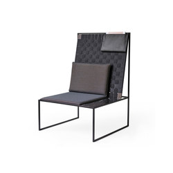 #80 Black | Modular seating elements | aggestrup