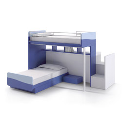 Letti A Castello | Kids storage furniture | Zalf