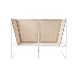 #80 White | Sofas de jardin | aggestrup
