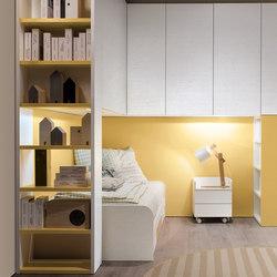 Link System Libreria | Infant's beds | Zalf