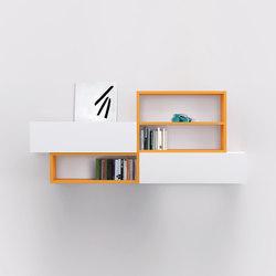 Link System Libreria | Sistemi scaffale | Zalf