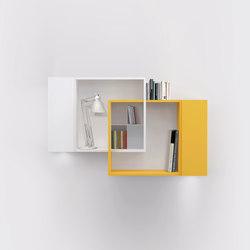 Link System Libreria | Shelving | Zalf