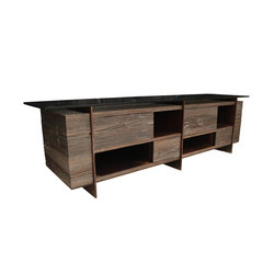 Pappachio Entertainment Unit | Sideboards / Kommoden | Cliff Young