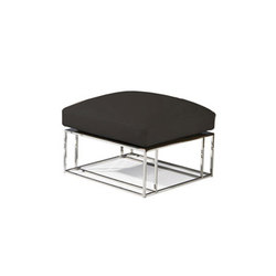 Sling Ottoman | Pufs | Cliff Young