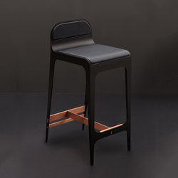 BARDOT Counter & Bar Stool | Barhocker | Gabriel Scott
