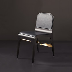 BARDOT Chair | Chaises | Gabriel Scott