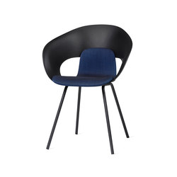 Deli KS-165 | Visitors chairs / Side chairs | Skandiform