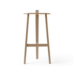 Bronco Bar Stool oak | Taburetes de bar | Karakter Copenhagen