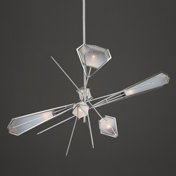 HARLOW Large Chandelier | General lighting | Gabriel Scott