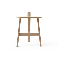 Bronco Stool oak | Hocker | Karakter Copenhagen