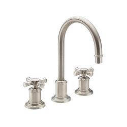 "Miramar™ 8"" Widespread Lavatory Faucet   Rubinetteria per lavabi   California Faucets"