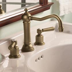 "Topanga™ 8"" Widespread Lavatory Faucet | Rubinetteria per lavabi | California Faucets"