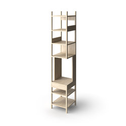 Lungangolo oak | Office shelving systems | Karakter Copenhagen