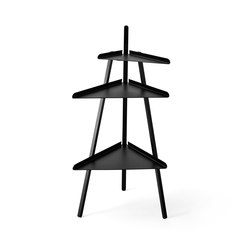 Trio black | Side tables | Karakter Copenhagen