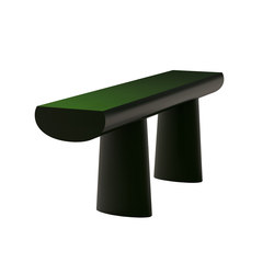 Urushi Green Table | Tables consoles | Karakter Copenhagen