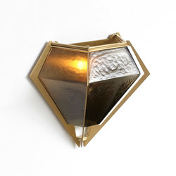 HARLOW Wall Sconce - Brass | Iluminación general | Gabriel Scott