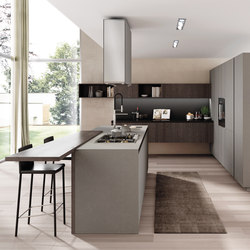 Antis FiloAntis33 | Fitted kitchens | Euromobil