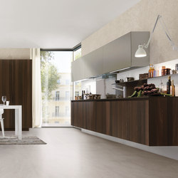Antis FiloAntis33 Multisystem | Fitted kitchens | Euromobil