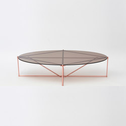 TENSEGRITY Oval Coffee Table | Coffee tables | Gabriel Scott