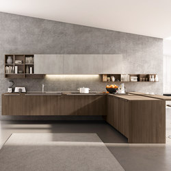 Lain Multisystem | Fitted kitchens | Euromobil