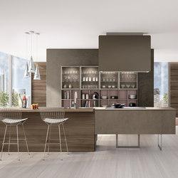 Lain Imprimé | Cocinas integrales | Euromobil