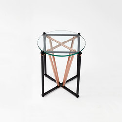 TENSEGRITY Side Table | Mesas auxiliares | Gabriel Scott