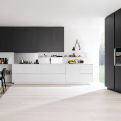 Kubic | Einbauküchen | Euromobil