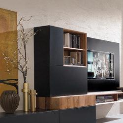 Living E45 comp.370 Horizon | Pareti attrezzate | Euromobil