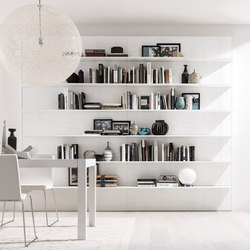 Living E45 comp.080 Horizon | Shelving | Euromobil