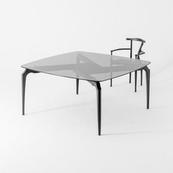 Gaulino Easy Table | Tables de repas | BD Barcelona