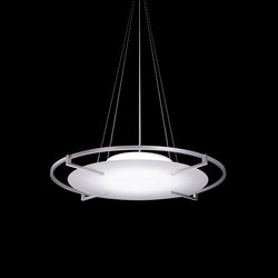 Brae Round Pendant | General lighting | The American Glass Light Company