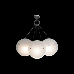 Cherries Chandelier | Lámparas de techo | The American Glass Light Company