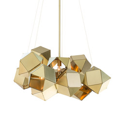 WELLES Central Chandelier | Iluminación general | Gabriel Scott