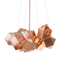 WELLES Central Chandelier | Illuminazione generale | Gabriel Scott