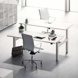 Sistema 28 | Contract tables | Fantoni