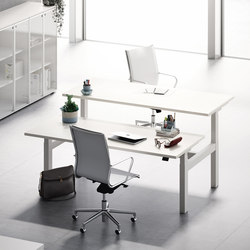 Sistema 28 | Tischsysteme | Fantoni